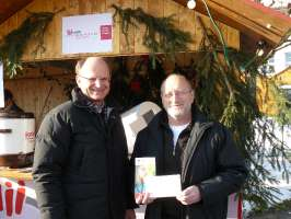 Weihnachtsmarkt Horgenzell 2010